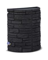 Sierra Stone Rain Barrel by Equinox Industries