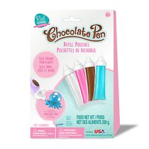 Real Cooking Assorted Chocolate Pen Refill Pouches