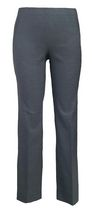 George Women's Pull On Comfort Bengaline Straight Dress Pant 6