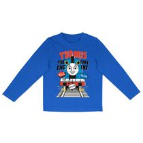 Thomas and Friends Boys' Long Sleeve T-Shirt 4T