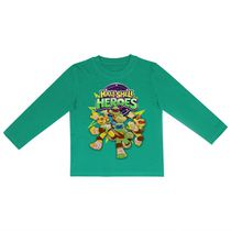Teenage Mutant Ninja Turtles Boys' Long Sleeve T-Shirt 2T