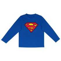Superman Toddler Boys' Long Sleeve T-Shirt 2T