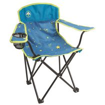 Coleman Kids' Blue Quad Chair