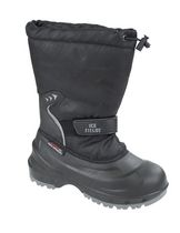 Ice Fields Boys' 'Kirk' Single Strap Winter Boots 4