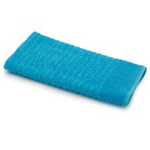 Mainstays Ring Spun Hand Towel Blue