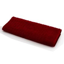 Mainstays Ring Spun Hand Towel Red