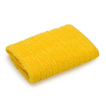 Mainstays Ring Spun Face Cloth Yellow