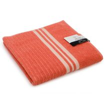 Mainstays Ring Spun Youth Bath Towel Coral