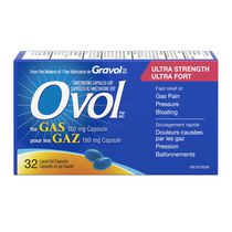 OVOL™ Ultra Strength Antacid Softgel