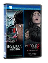 Insidious: Chapter 2 Double Feature (Walmart Exclusive)