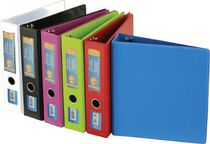 Hilroy Deluxe Binder 2 in - Assorted Colours