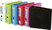 Hilroy Deluxe Binder 3 in - Assorted Colours
