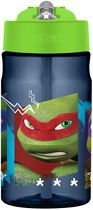 Thermos Teenage Mutant Ninja Turtle 355 mL Hydration Bottle with Straw
