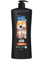 Suave Kids Star Wars Galactic Fresh 3-In-1 Shampoo + Conditioner + Body Wash