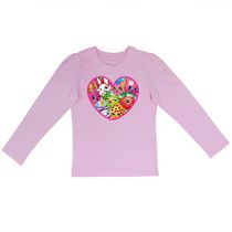 Shopkins Girls Long Sleeve Tee 6