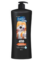 Suave Star Wars Galactic Fresh Body Wash + Shampoo