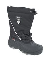 Ice Fields Boys' 'Doc' Bungee Lace Winter Boots 12
