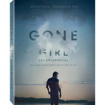 Gone Girl (Blu-ray + DVD + Digital HD) (Bilingual)