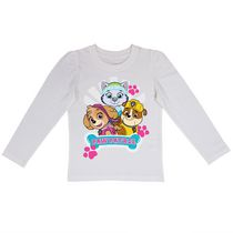 Paw Patrol Girls Long Sleeve Tee 4T