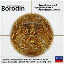 Various Artists - Borodin: Symphonies Nos. 2 & 3 Polovtsian Dances
