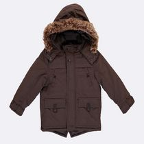George British Design Boys Hooded Parka 2T