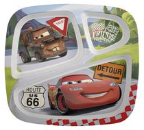 Cars Divided Plate for Kids