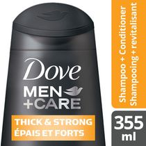 Dove Men+Care® Shampoing fortifiant, caféine et calcium