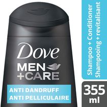 Dove Men+Care® Shampoing fortifiant, pyrithione de zinc antipelliculaire