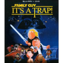 Family Guy: It's A Trap! (Blu-ray + DVD)