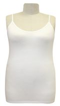 George Plus Women's Camisole Arctic White 4x