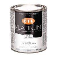 Peinture int rieure et ext rieure chez walmart for Peinture 100 acrylique exterieur