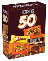 HERSHEY'S® Assorted Candy Box