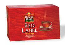 Sachets de thé Red Label de Brooke Bond