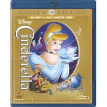 Cinderella (Diamond Edition) (Blu-ray + DVD + Digital Copy)