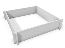 New England Arbors Husdon Raised Garden Bed - VA68237
