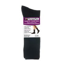 Therapy Plus Diabetic Men's Dress Cotton Socks
