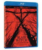 Blair Witch (fka. The Woods) (Blu-ray + Digital Copy)