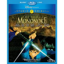 Princess Mononoke (Blu-ray + DVD)