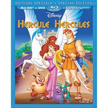 Hercules (Special Edition) (Blu-ray + DVD + Digital HD) (Bilingual)