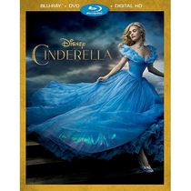 Cinderella (Live Action) (2015) (Blu-ray + DVD + Digital HD)