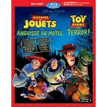 Toy Story Of Terror! (Blu-ray + Digital HD) (Bilingual)