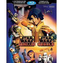 Star Wars Rebels: The Complete Season One (Blu-ray) (Bilingual)