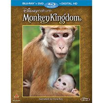 Disneynature: Monkey Kingdom (Blu-ray + DVD + Digital HD)