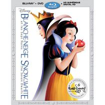 Snow White And The Seven Dwarfs: The Walt Disney Signature Collection (Blu-ray + DVD + Digital HD) (Bilingual)