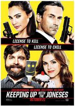 Keeping Up With The Joneses  (Blu-ray + DVD + Digital HD) (Bilingual)