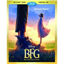 The BFG: Big Friendly Giant (Blu-ray + DVD + Digital HD)