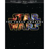 Star Wars: The Force Awakens (Blu-ray + DVD + Blu-ray Bonus + Digital HD)