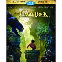 The Jungle Book (Blu-ray + DVD + Digital HD)