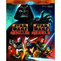 Star Wars Rebels: The Complete Season Two (Blu-ray) (Bilingual)