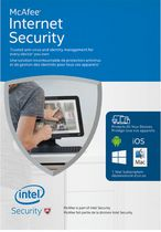 McAfee 2016 Internet Security - Unlimited Devices